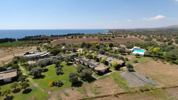 sizilien urlaub, in syrakus, hotel am meer strandurlaub in siracusa fontane bianche