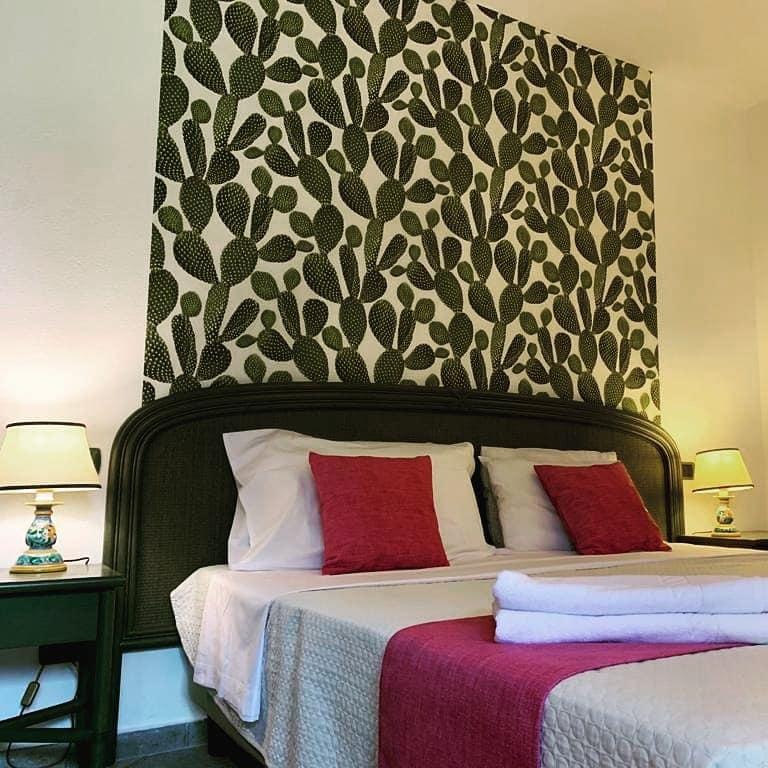 Hotel Syrakus, Doppelzimmer im Hotel Valle di Mare für Ihren Sizilien-Urlaub