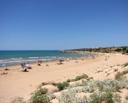 bei einem Urlaub in Sizilien ist es obligatorisch die Dünen von Sampieri gesehen zu haben